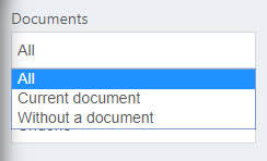 Filter Document
